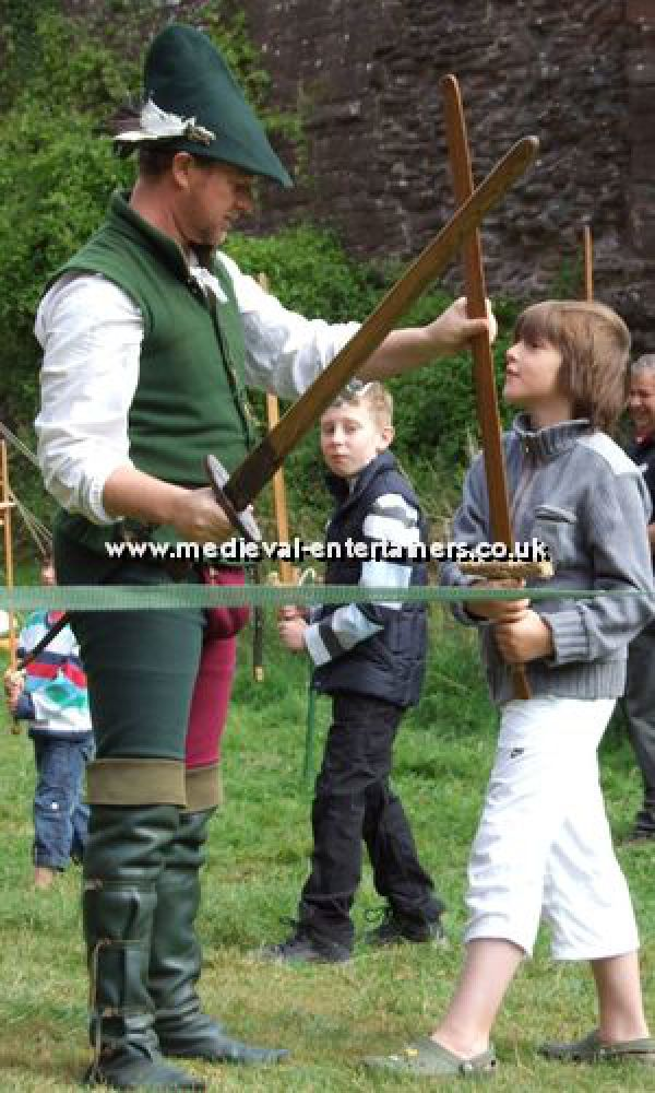 Medieval Archery Workshops