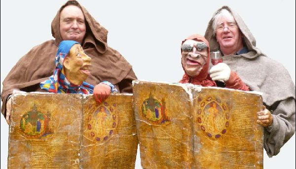 Medieval Puppet Acts